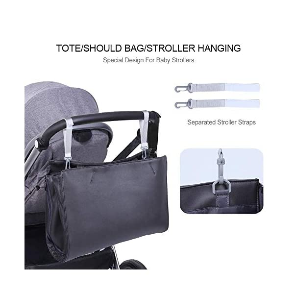 YANGGUANGBAOBEI Baby Lounger,Infant Toddler Cradle Multifunction Storage Bag, Nursery Travel Folding Baby Bed Bag YANGGUANGBAOBEI 1. Stylish and functional.Moms can have it all - a portable bassinet,a convenient portable changing station, a bag for all of baby's essentials, and chic, effortless style every day.It is the diaper bag and changing station rolled into one stylish tote 2.Moms no longer have to choose the ugly diaper bags,diaper bags can also be stylish,chic.The tote also has expention button and stroller straps.Waterproof leather and 100% cotton changing pad. 3. Roomy insert organizer.The cotton 100% Insert organizer is designed with optimal storage space for all your baby essentials,Big capacity as a diaper bag.It is also with 2 hanging bottons can be easily hong to stroller or baby bed. 3