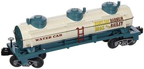 Bachmann Industries Ringling Bros. und Barnum & Bailey 3-dome Wasser Tank Auto 103O Skala Zug (O Lionel Zug)