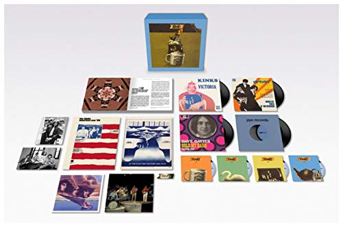 the Kinks: Arthur Or the Decline and Fall of the [Deluxe Box Set] [Vinyl LP] (Vinyl)