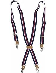 Bretelles PSG - Collection officielle Paris Saint Germain - Taille réglable