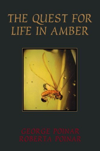 The Quest For Life In Amber (Helix Books) by George Poinar (1995-10-25)