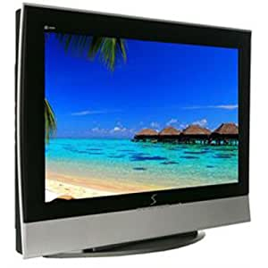 "Daewoo TV LCD Sensy LCD32KAT-T 32"" écran large 720p HD ready TNT"