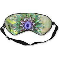 Unique Thistle Purple Flowers 99% Eyeshade Blinders Sleeping Eye Patch Eye Mask Blindfold For Travel Insomnia... preisvergleich bei billige-tabletten.eu