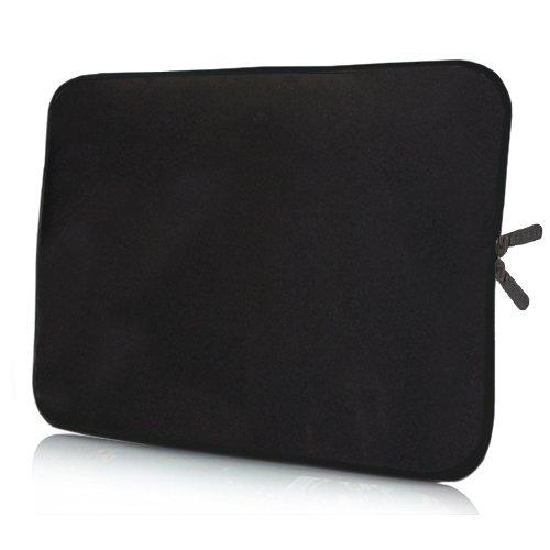 Gummi-laptop-tasche (Pedea Neopren Notebooktasche bis 35,8 cm (14,1 Zoll) schwarz)