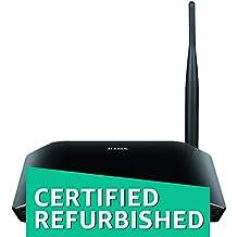(Certified REFURBISHED) D-Link D-Link DIR-600M Router (Black)
