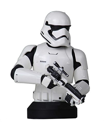 Gentle Giant-gg80653-Mini Busto de un First Order Stormtrooper