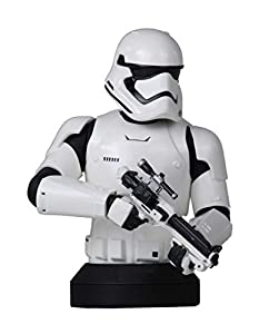 Gentle Giant - gg80653 - Mini Busto de un First Order Stormtrooper de la Episodio 7 de Star Wars
