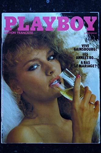 PLAYBOY 074 N° 74 JANVIER 1980 PORTRAIT GAINSBOURG PAR PHILIPPE MANOEUVRE LES ANNES 80 Th. ARDISSON par Les Trésors d Emmanuelle