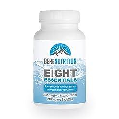 Berg Nutrition Eight Essential