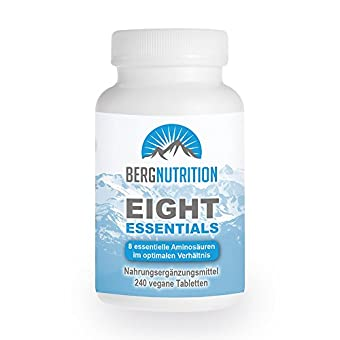 Berg Nutrition Eight Essential