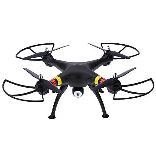 Syma - SYMA X8W RIFVX Venture - Dron a control remoto con WiFi, FPV, cámara HD con transmisión WiFi