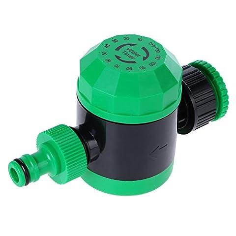 Blue Vessel Automatische Mechanische Home Wasser Timer Garten Sprinkler Bewässerung Controller