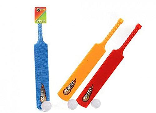 Preisvergleich Produktbild Cricket-Schläger und Ball Farbe Sommer Outdoor Beach Garden Spielplatz-Spielzeug Kinder Spiel