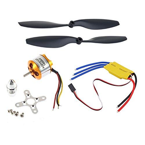 xxd-2212-de-motor-sin-escobillas-1000kv-outrunner-30a-esc-1045-helice-para-qav250