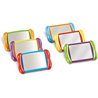 Learning Resources - Juguete con espejo para bebé (LER3371) [Importado de Inglaterra]