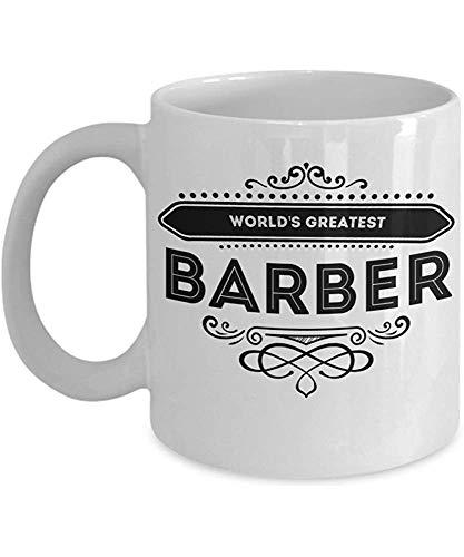 330ML Tazas, Taza de café de cerámica - Barberos