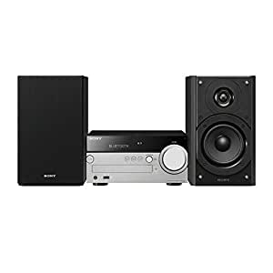 Sony cMT sX7B avec micro-audio multi room dAB et argent