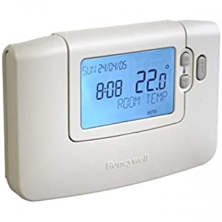 Honeywell CMT907A1041 7-Day Programmable Hard Wired Room Stat