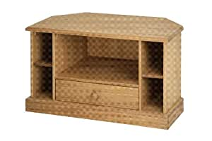 tv eckschrank warwick in kiefer massiv k che haushalt. Black Bedroom Furniture Sets. Home Design Ideas