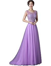 0554fc021cee Amazon.es: Vestido Largos De Verano - Beauty-Emily / Vestidos ...