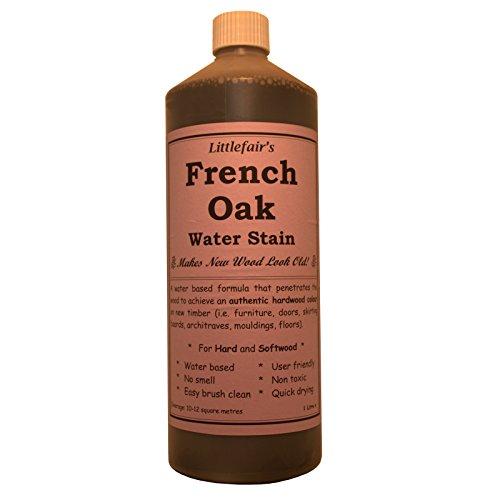 Eiche Französisch Türen (Holzlasur, wasserbasierend, französische Eiche, 250 ml)