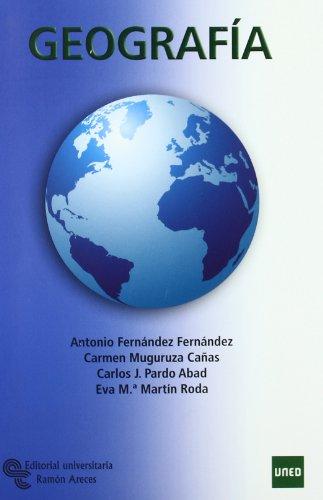 Geografía (Manuales) por Antonio Fernández Fernández