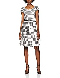 VERO MODA Damen Kleid Vmvigga Flair Capsleeve Dress Noos