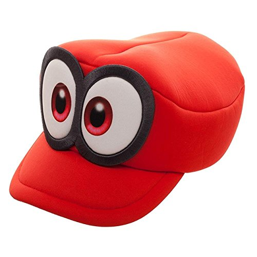 Offiziell lizenzierte Nintendo Super Mario Odyesy Cappy Cosplay Hut