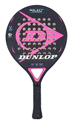 Dunlop Pala padel galaxy Junior rosa