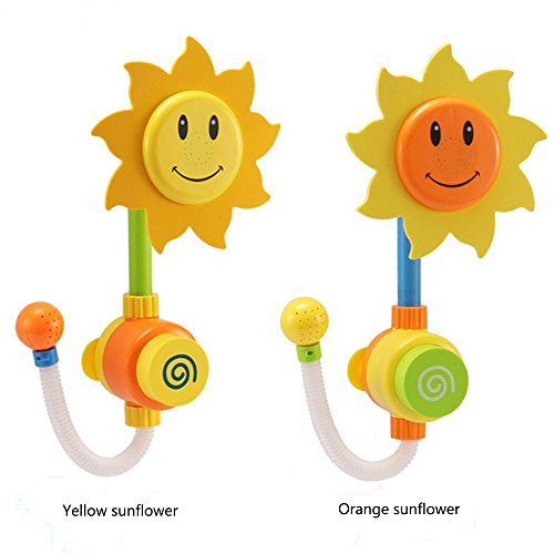 Sunflower Babyduscharmatur Badezimmer Duschbrause Duschbad Badspielwaren , sunflower shower - Spüle, Dusche Wasserhahn, Konverter