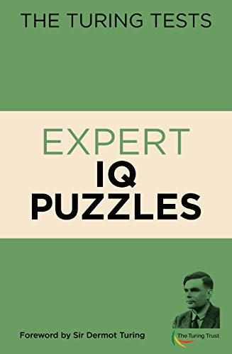 Price comparison product image The Turing Tests Expert IQ Puzzles (The Turing Tests Puzzles)
