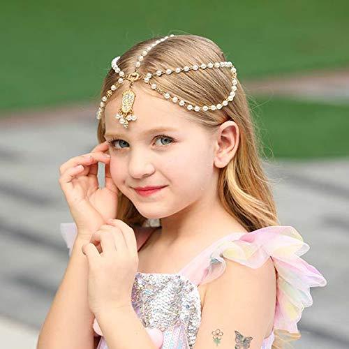 DMMDHR Halloween Cosplay Kleid Für Mädchen Mädchen Party Kleid Mit Abnehmbaren Schwanenflügeln 2 STÜCKE Geburtstag Engel Halloween Kostüm Kinder Kleidung Für 2-8Y, Perle, 2 T