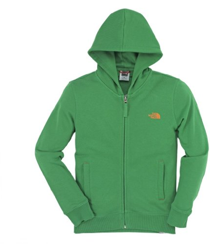 The North Face Youth Drew Peak Hoody Green L