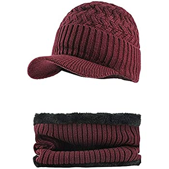A Diadia 2pc Baby Newborn Baby Boy Girl Knitted Turban Hat Hair Band Beanie Headwear Cap Sets