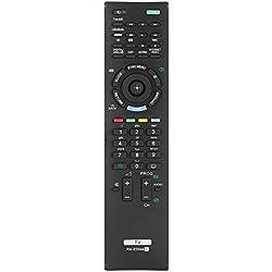 Fosa Mando a Distancia Teclado RM-ED044, Control Remoto de Reemplazo para Sony Smart TV