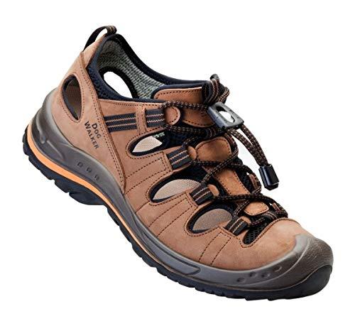 BAAK Sandalen zum Wandern/Trekking DogWalker Freizeitschuhe ideal für Hundebesitzer, Größe 43, 1022