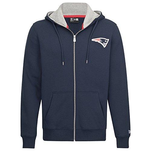New Era Uomo Maglieria / Hoodies con zip New England Patriots New England Patriots
