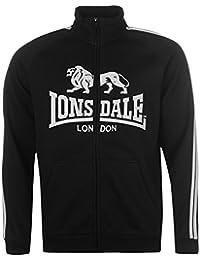 Lonsdale - Sweat-shirt à capuche - À logo - Homme