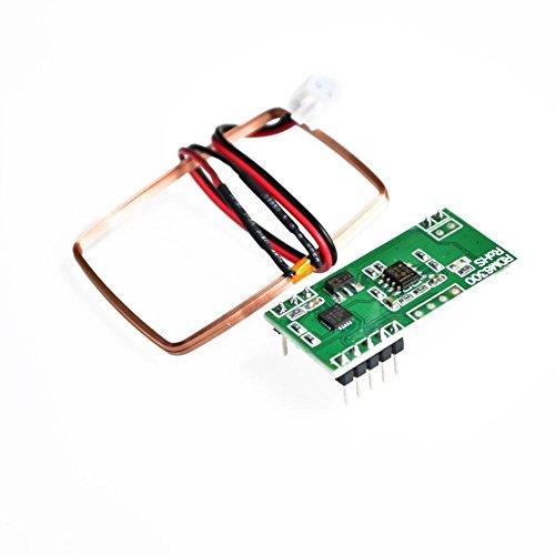 DollaTek RDM6300 125Khz Módulo Lector RFID EM4100