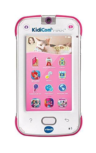 VTech Dispositivo multifunción Kidicom MAX, Color Rosa...