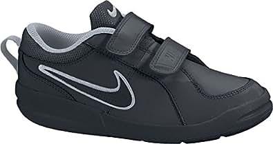 Nike Pico 4 (PSV), Sneakers Basses mixte enfant, Multicolore (Black/Grey), 31.5 EU