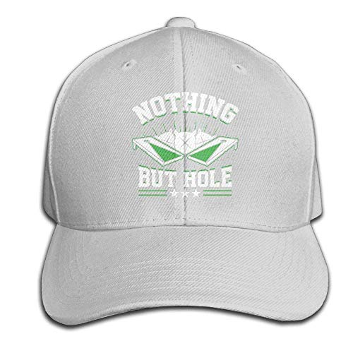 Unisex Solid Color CapRunning Nothing is More Important Than That Cap Hat Adjustable