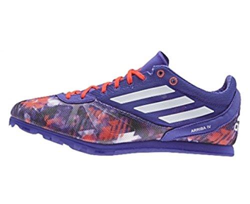 Adidas Arriba 4 Course à Pied à Pique blue