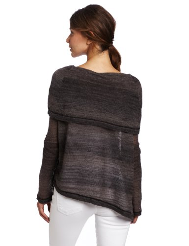 prAna–Damen nenah Pullover anthrazit