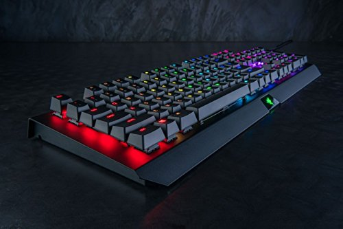 RAZER BlackWidow X Chroma Mechanical Gaming Keyboard (NORDIC Layout - QWERTY)