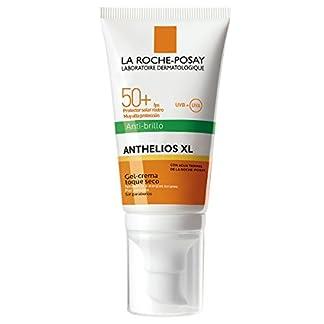 Anthelios XL Gel Crema Toque Seco con Perfume SPF50 50ML LA ROCHE POSAY
