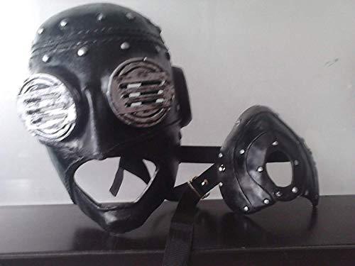 Sid Maske - Fiberglas-Sid Wilson-Grau Kapitel