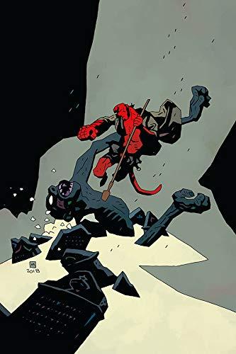 Hellboy Winter Special 2018