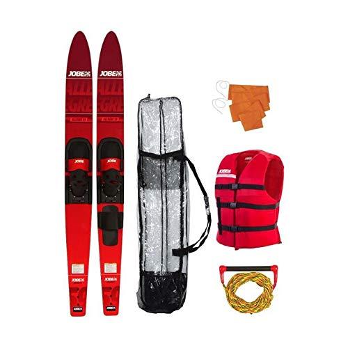 Jobe Pack Ski Nautique Combo Allegre 59' - 2018 - Rouge