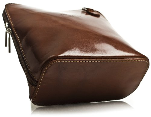 Big Handbag Shop, Borsa a tracolla donna One Dark Tan